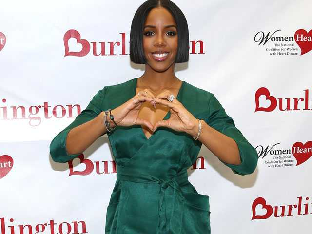 WomenHeart and Burlington Stores Team Up With Kelly Rowland to #KnockOutHeartDisease in Women