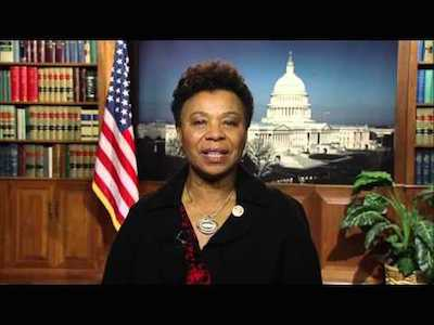 On Black History Month, Congresswoman Lee Says 'Don't Normalize Bigotry'