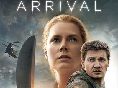 Review :: Arrival