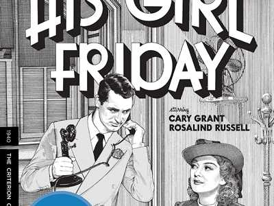 Review :: His Girl Friday