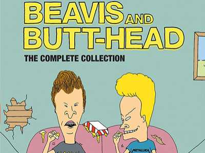 Review :: Beavis And Butthead Collection