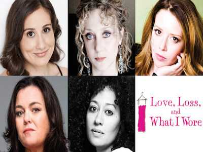 Natasha Lyonne, Rosie O'Donnell Honor Ephrons in 'Love, Loss, And What I Wore'