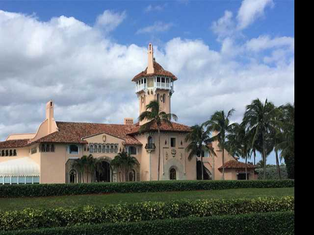 Thousands Interested in Protesting Trump at Mar-A-Lago Resort Saturday