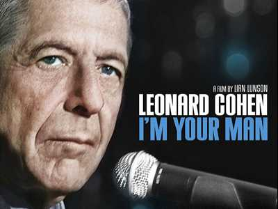 Review :: Leonard Cohen: I'm Your Man