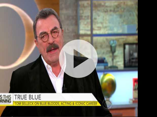 Tom Selleck on 'Blue Bloods'