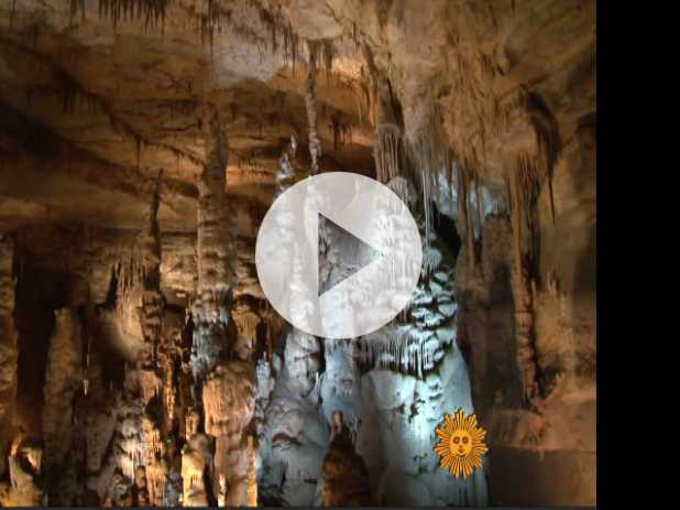 Nature: Cathedral Caverns