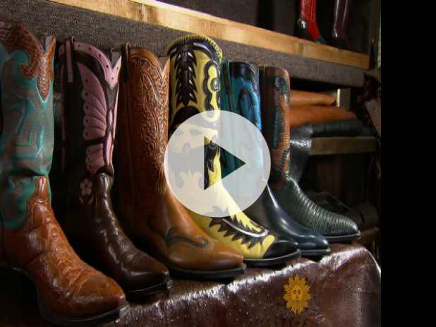 A Texas Tradition: Cowboy Bootmaker