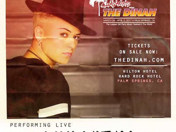 Latina Rapper Lady Cultura Plays One Night Only At The Dinah