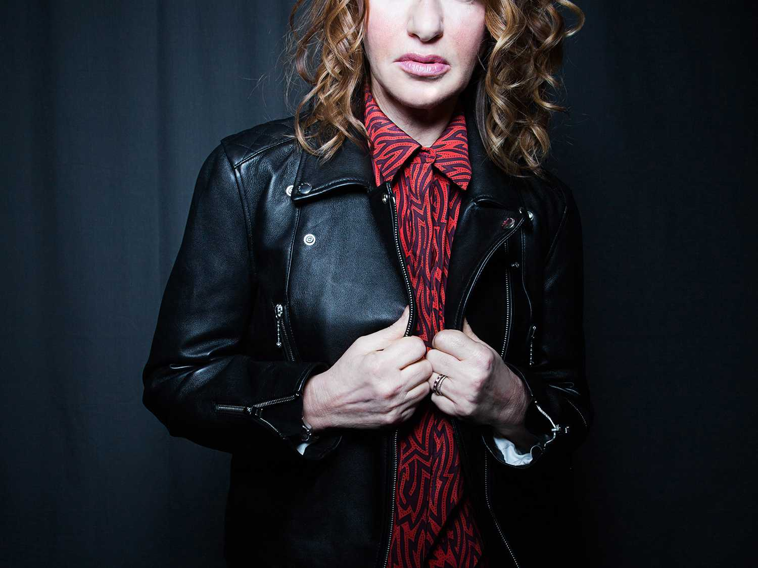 Sandra Bernhard Performs at SF's Regency Ballroom