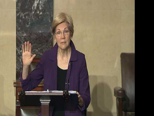 Sen. Warren Book on Middle Class Coming in April