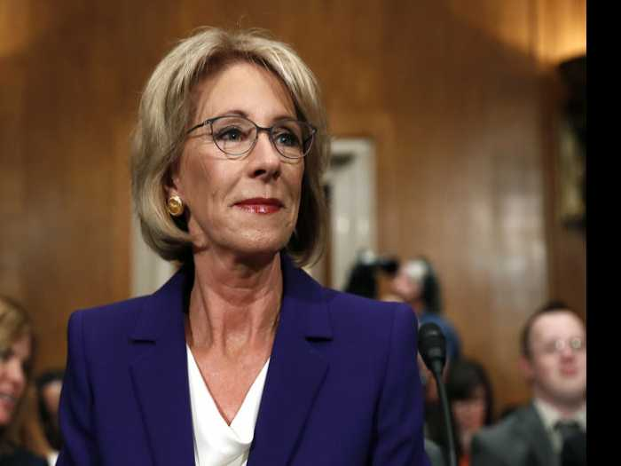 GLSEN Responds to Confirmation of Betsy DeVos