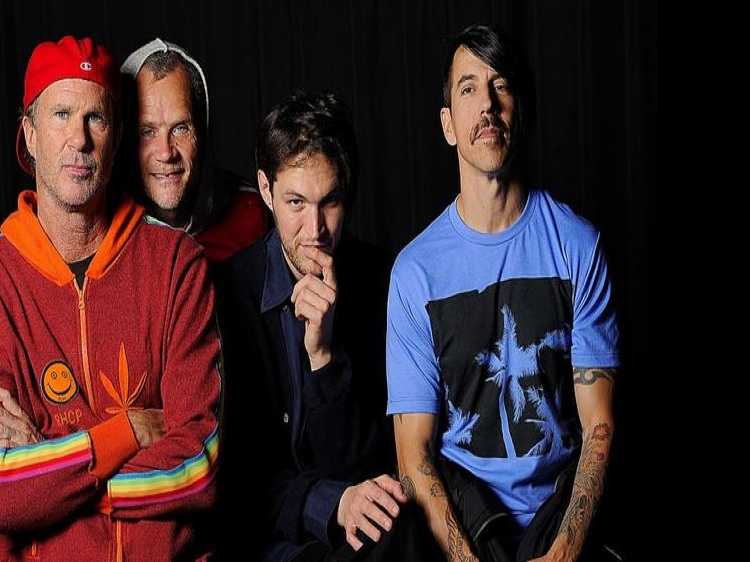 Review :: Red Hot Chili Peppers. TD Garden/Boston. 2/7/17