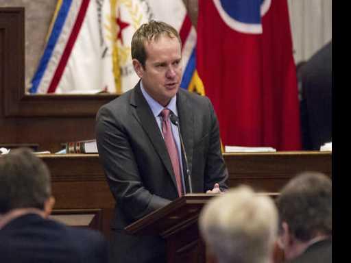 Audit: Improper Spending by GOP Lawmaker Ousted over Sex Scandal