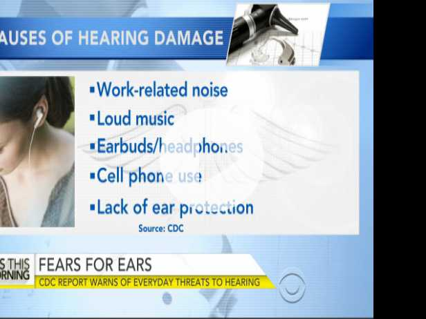What's Behind Americans' Hearing Loss?