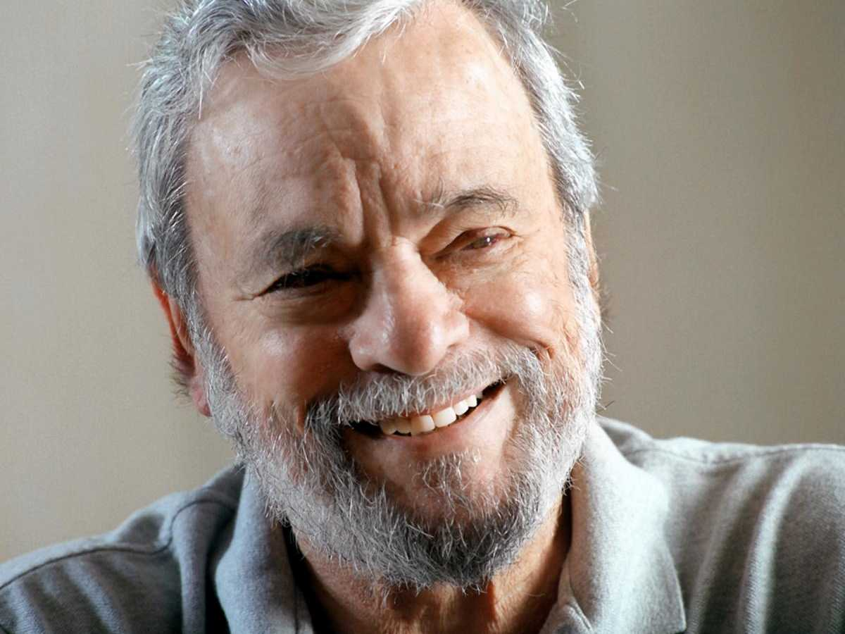 Stephen Sondheim to Receive PEN 'Literary Service' Award