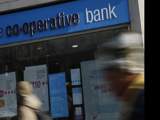 Britain's Co-operative Bank for Sale Amid Capital Concerns