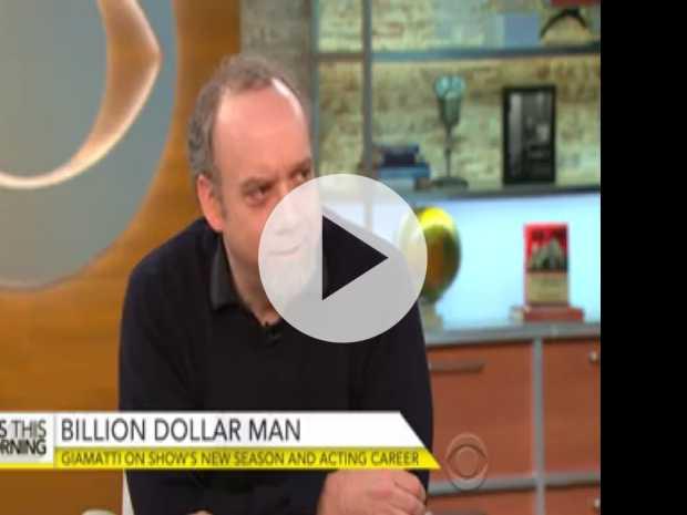 """Paul Giamatti on """"Billions"""" Season 2"""