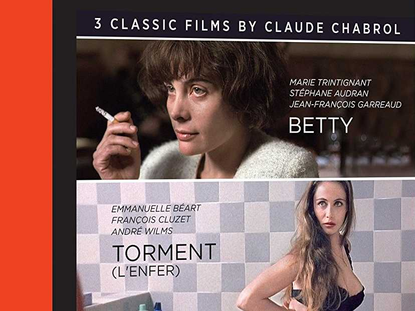 Review :: 3 Classic Films by Claude Chabrol: 'Betty,' 'Torment,' and 'The Swindle'