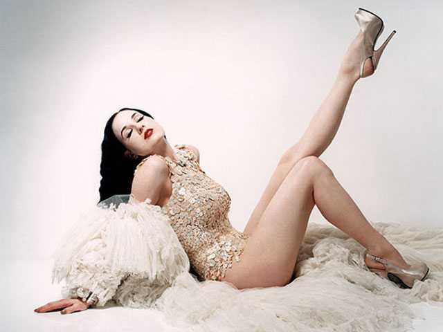 Dita Von Teese on her New Show, 'The Art of the Teese'