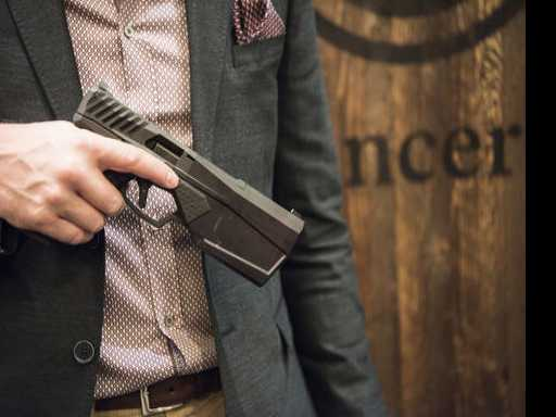 Gun Industry Seeks to Ease Gov't Restrictions on Silencers