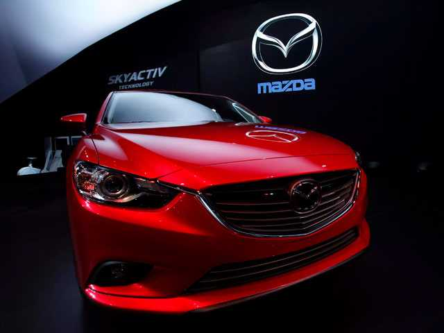 Mazda Recalls Nearly 174K Cars to Fix Faulty Seats