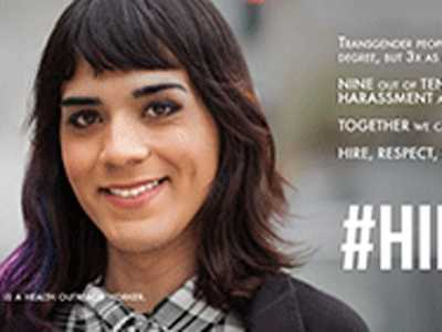 SF LGBT Center Rolls Out #HireTrans Ad Campaign