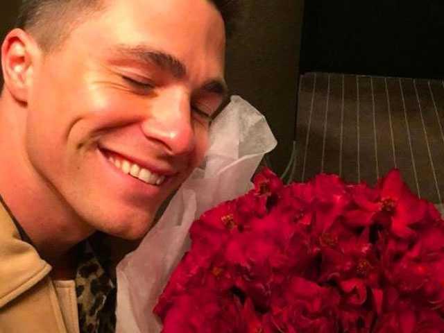 Colton Haynes' Romantic Valentine's Day Pic Sparks Engagement Rumors