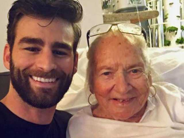 After Heartwarming Story Goes Viral, Gay Actor's Elderly Neighbor Dies