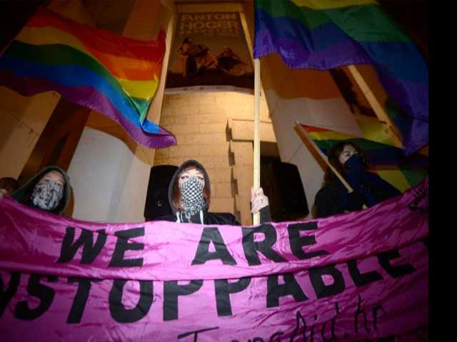 Gay Club Night Gas Attack Encourages Hundreds to Gather for Acceptance