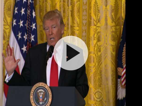 Trump's Bluster and Bravado