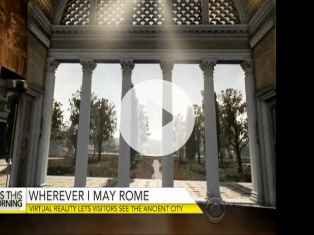 VR at Ancient Rome Palace