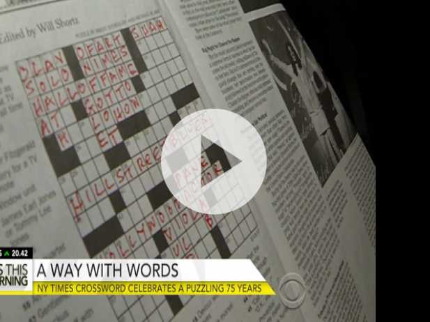 75 Years of NY Times Crossword