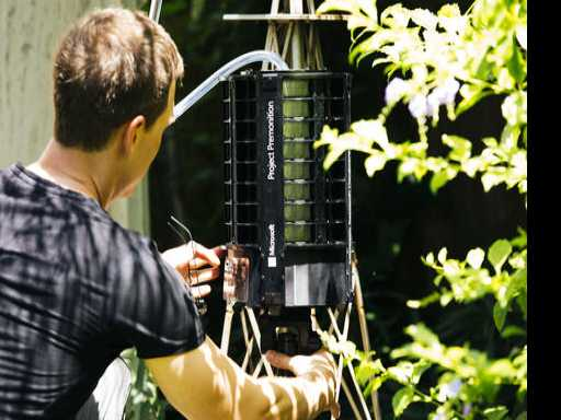 New Mosquito Trap Smart Enough to Keep Just the Bad Bugs