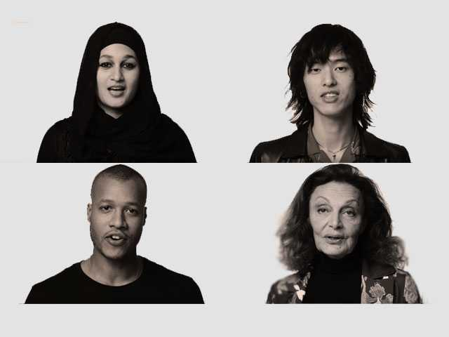 Fashion Insiders Declare 'I Am an Immigrant' in New Video
