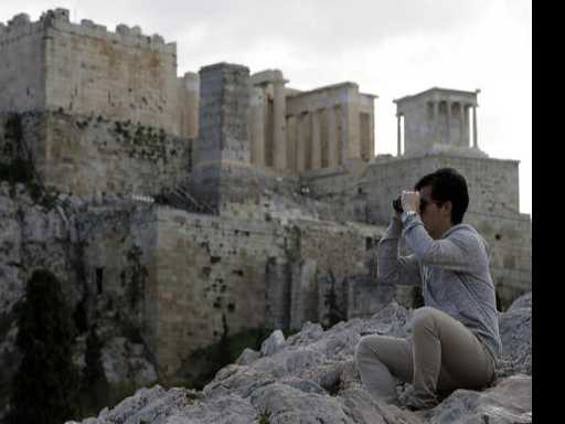 Strike Closes Acropolis and Other Ancient Sites in Greece
