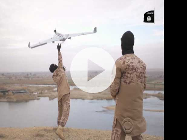 ISIS Using Drones as Effective Tool in Arsenal