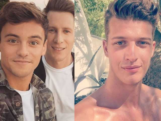 UK Tabloids Report Olympic Diver Tom Daley Had Alleged Affair with Male Model