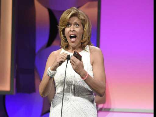 'Today' Show Anchor Hoda Kotb Adopts Baby Girl
