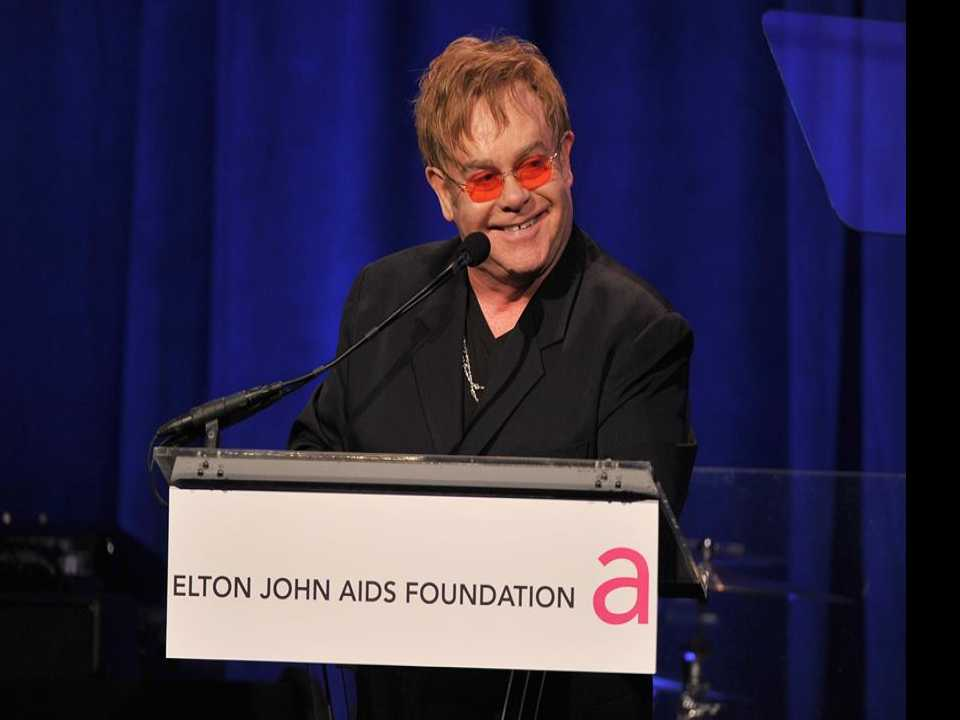 Elton John AIDS Foundation Hosts 25th Annual Academy Awards Viewing Party