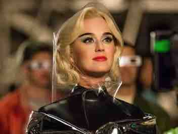 Watch: Katy Perry Takes Viewers to Oblivia in Official Video for 'Chained to the Rythym'