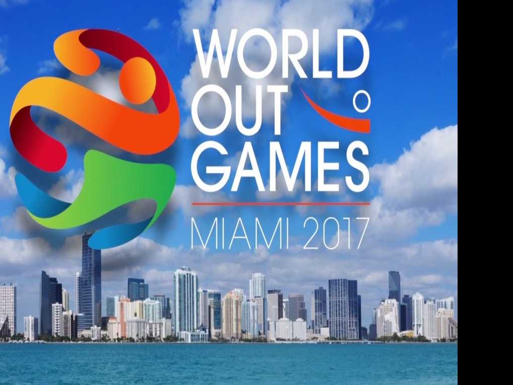 World OutGames Registration Now Open