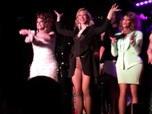 She Lip-Synched for Her Life: Watch Cate Blanchett Perform at Stonewall Drag Show