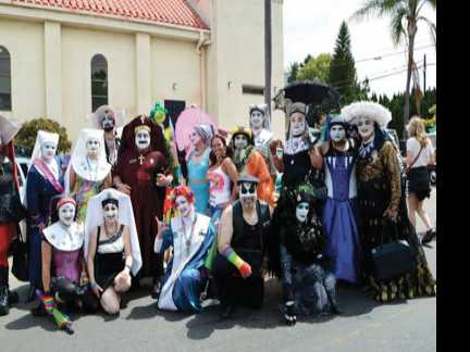 The Sisters of Perpetual Indulgence :: Promulgating Universal Joy; Expiating Stigmatic Guilt