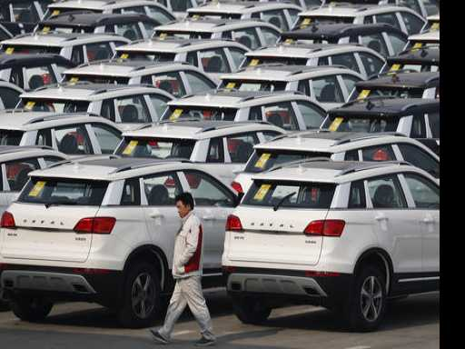 China's Thriving SUV-Only Automaker Looks to Global Growth