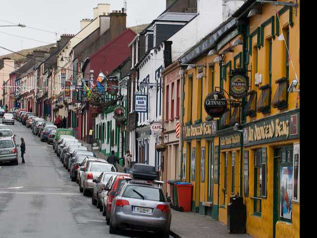 Pub Crawling Through Dingle, Ireland