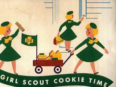 Essence Vegas Helps Local Girl Scout Troop Reach Cookie Goals
