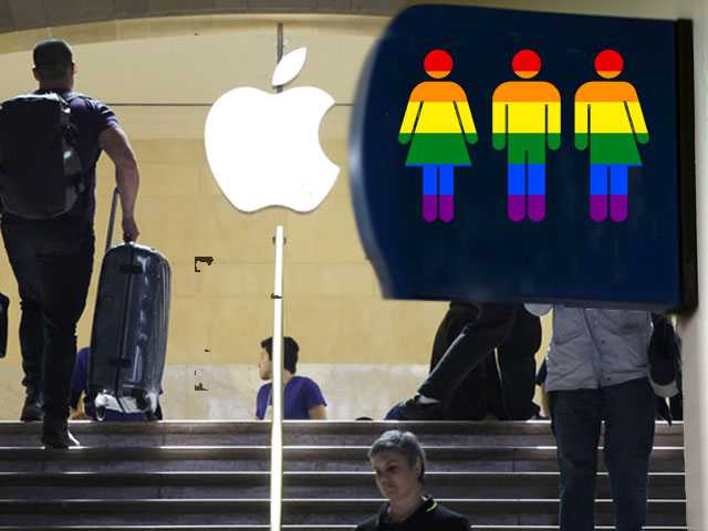 Apple Slams Trump Administration's Transgender Bathroom Rule Reversal