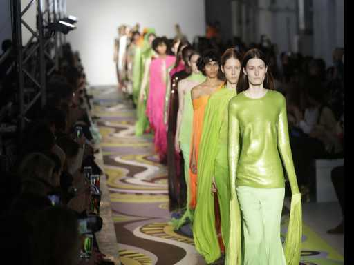 Milan Fashion Week: Pucci, Max Mara & More