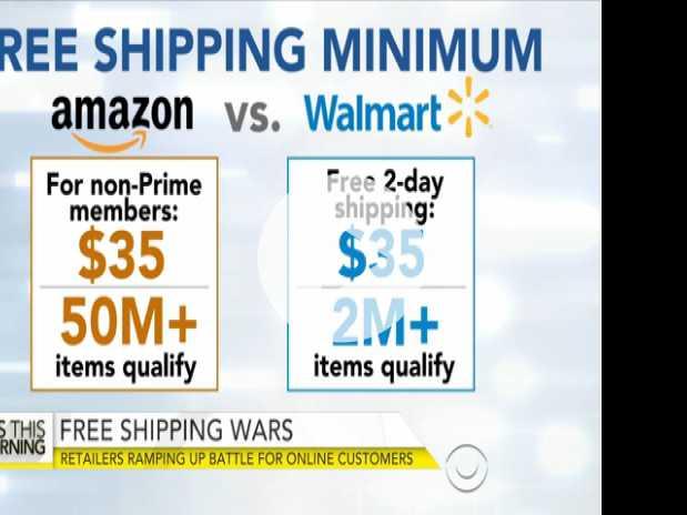 Free Shipping Wars