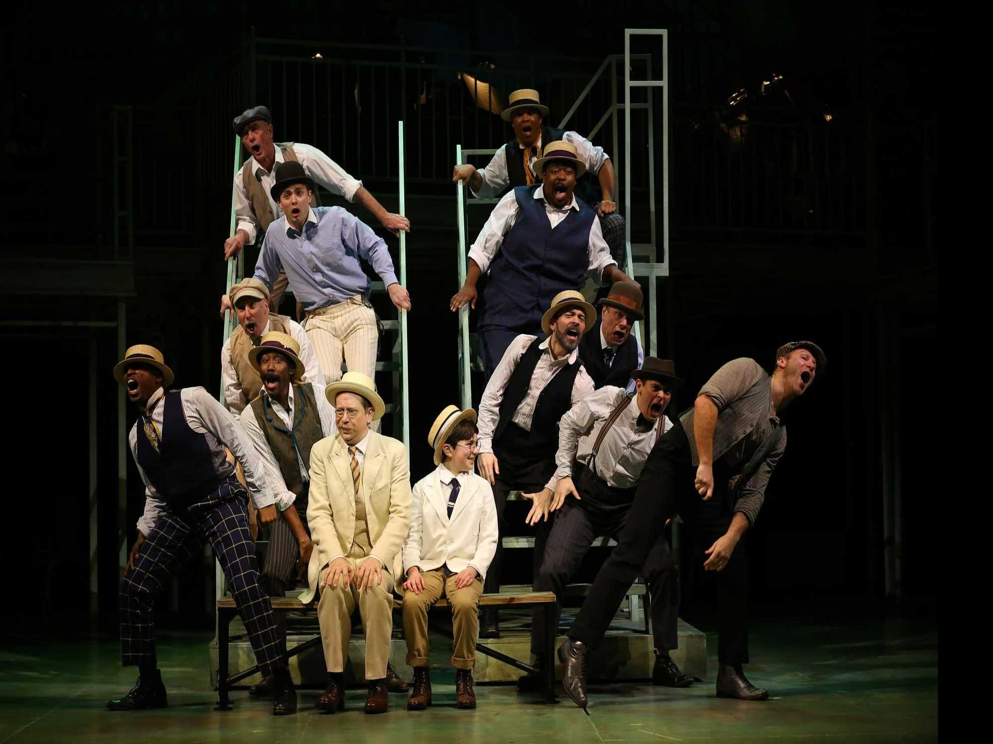 Review :: Ragtime